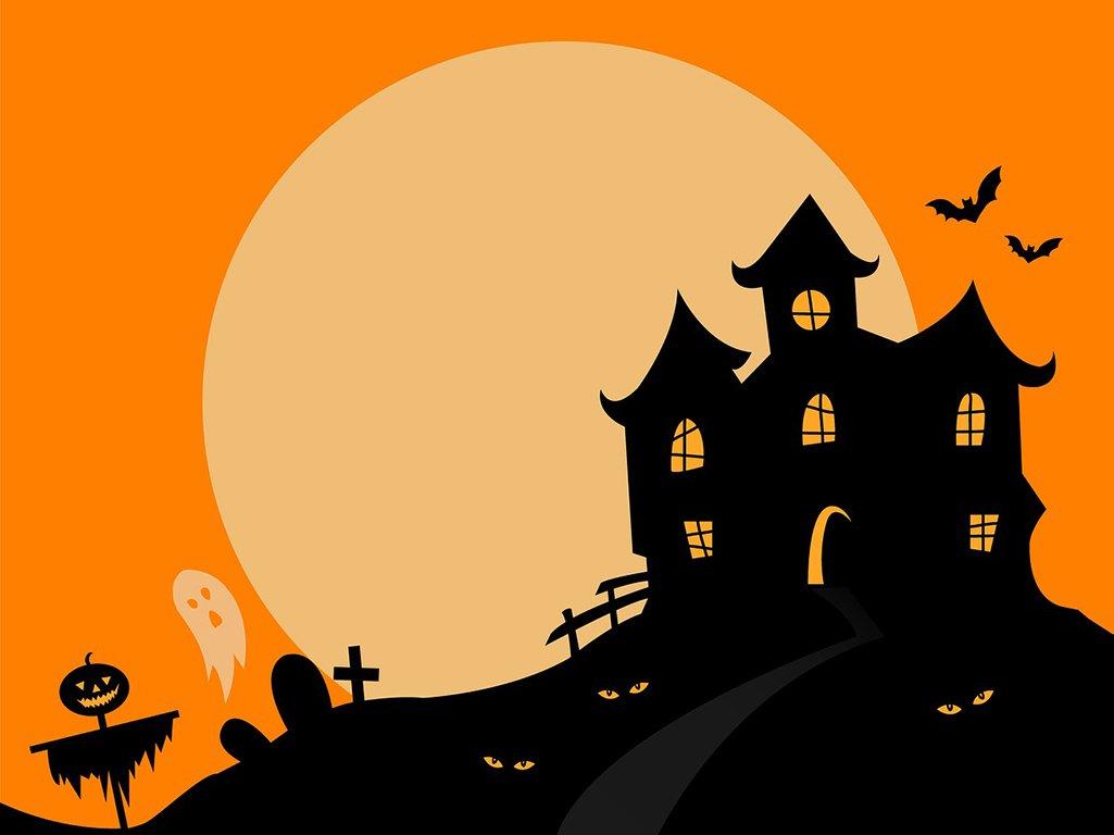 onde curtir o halloween com as crianças