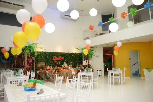 Fantastic World Buffet Infantil